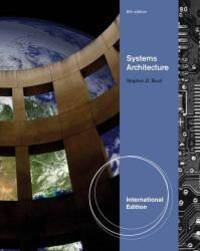 image of Systems Architecture, International Edition
