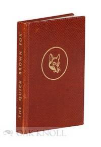 Skokie, IL: Black Cat Press, 1975. cloth, title gilt-stamped on spine, illustration gilt-stamped on ...