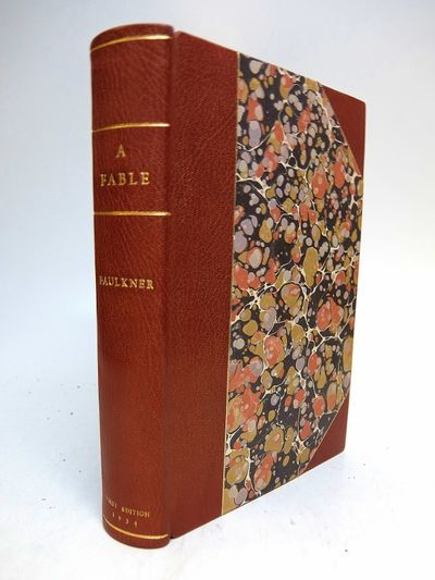 New York: Random House, 1954. First. hardcover. fine. 437pp. Thick 8vo, handsomely rebound in full r...