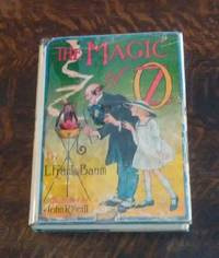 image of The Magic of Oz (With Dust Jacket)