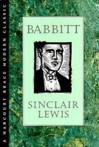 Babbitt by Sinclair Lewis - 1989