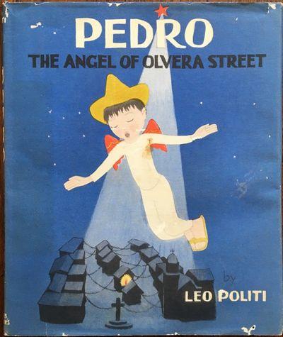 Pedro. The angel of Olvera Street.