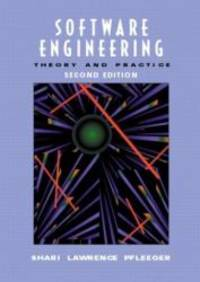 Software Engineering: Theory and Practice (2nd Edition)