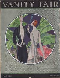 image of Vanity Fair Magazine, March, 1922