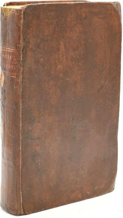 Dublin: J. Stockdale, 1795. Encompassing Declarations, Avowries, Pleas, Replications, Rejoinders, De...