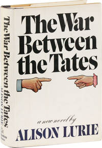 The War Between the Tates Signed Bookplate Laid in