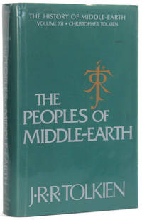 image of THE PEOPLES OF MIDDLE-EARTH (History of Middle-Earth, Volume XII)