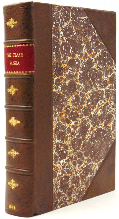 London: C. Arthur Person, 1898. Second edition. Illustrated.x. 275pp. 8vo. Bound in three quarters b...