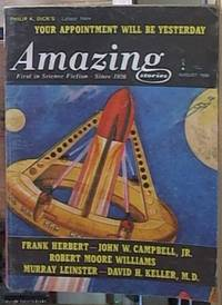 image of Amazing Stories; August 1966, Volume 14, Number 7