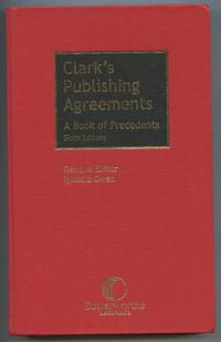 image of Clark's Publishing Agreements: A Book of Precedents