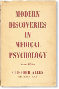 Modern Discoveries In Medical Psychology