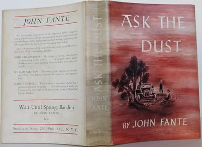 Stackpole Sons, 1939. 1st Edition. Hardcover. Fine/Fine. A fine first edition in a fine dust jacket....
