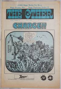 image of The East Village Other: vol. 5, #23, May 5, 1970: Charge!! [Yossarian cover cartoon]
