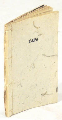 Tapa. The Bark Paper of Samoa and Tonga