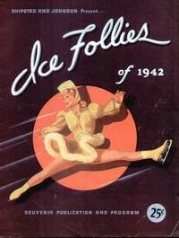 ICE FOLLIES OF 1942 Souvenir Publicatiuon & Program