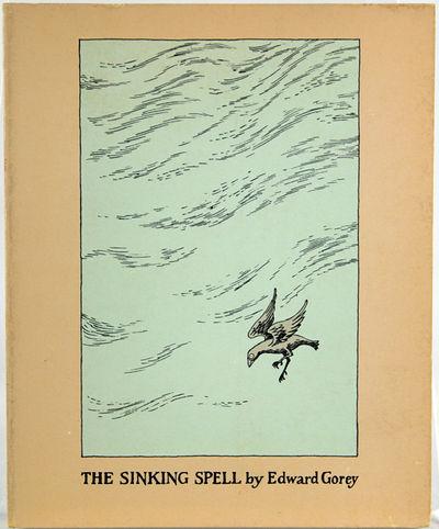 NY: Ivan Obolensky, Inc, 1964. Gorey, Edward. 16mo. (32)pp. First edition.