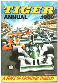 Tiger Annual 1980