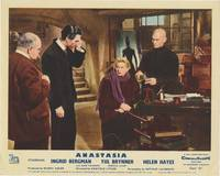 image of Anastasia (Collection of 7 original British front-of-house cards from the 1956 film)