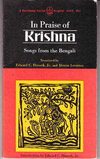In Praise of Krishna Songs from the Bengali