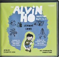 image of Alvin Ho Collection: Books 1 and 2: #1 Allergic to Girls, School, and Other Scary Things: #2 Allergic to Camping, Hiking, and Other Natural Disasters