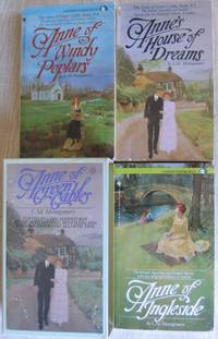 """Anne of Green Gables Boxed Set: Continuing the Adventures -- Vol 4 """"Anne of Windy Poplars"""", Vol 5 """"Anne's House of Dreams"""", Vol 6""""Anne of Ingleside"""" 3 Paperbacks in """"Boxed Slipcase"""""""