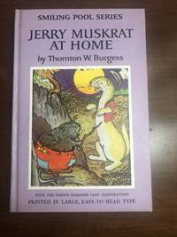 image of JERRY MUSKRAT AT HOME