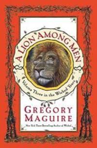image of LION AMONG MEN (REMAINDER)
