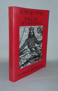 REPRESENTING THE ENGLISH RENAISSANCE