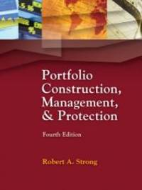 Portfolio Construction  Management  and Protection with Stock Trak Coupon