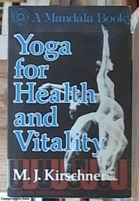 image of Yoga For Health and Vitality