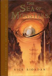 The Sea of Monsters (Percy Jackson And The Olympians Book Two)