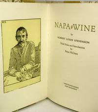 Napa Wine With notes and Introduction by Brian McGinty