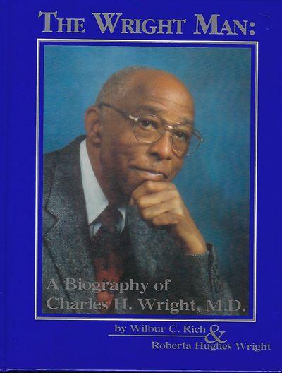 Southfield, Michigan: Charro Books, 1999. First Edition. Signed by Charles H. Wright and Roberta Wri...