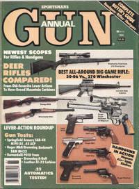 image of Sportman's Gun Annual for 1988 , Scopes, Deer Rifles , Handguns