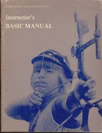 image of Instructor's Basic Manual of the Federation of Canadian Archers Inc.