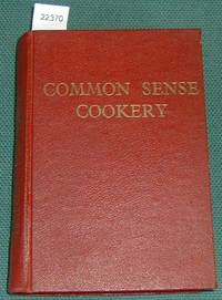 Common-Sense Cookery for English Households