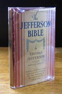 image of The Life and Morals of Jesus of Nazareth  [The Jefferson Bible]
