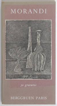 Morandi, 50 gravures. Préface de Jean-Michel Folon.