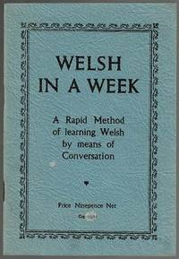 image of Welsh in a Week