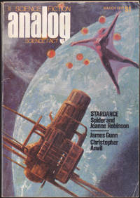 Stardance, serialized in Analog Science Fiction / Science Fact, March 1977  & September, October, November 1978