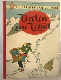 Tintin Au Tibet First Edition