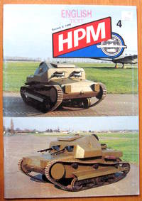 HPM. Historie a Plastikove Modelarstvi. History and Plastic Modelling No. 4