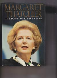 image of The Downing Street Years by Thatcher, Margaret