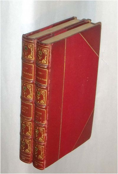 Philadelphia: Carey & Lea, 1831. Two volumes. 12mo. vi, 256; 251 pp. An attractive set of the first ...