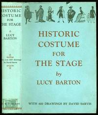 image of Historic Costume for the Stage
