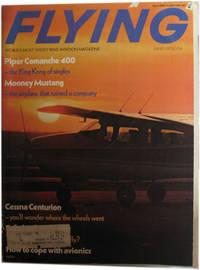 Flying Magazine. May, 1973. Vol. 92, No. 5
