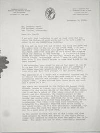 A Rare 3 Page TLS Letter from John A. Klemann, the Organizer of the International Philatellic Exhibition of 1926 Held at the Grand Central Place.  With Catalogue