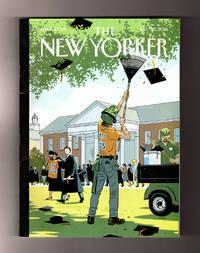 The New Yorker - May 30, 2016. Transgender Civil Rights; Amateur Political Spies; Leona Helmsley; Jack Handey Humor; Simone Biles Transforms Gymnastics; Herve Falciani - Activist or Thief?; Liberal Arts Campus Turmoil