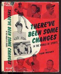 New York: Nelson, 1962. Hardcover. DJ has chips/wear at spine ends.