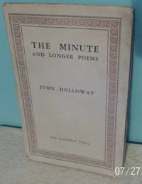 image of The Minute and Longer Poems.